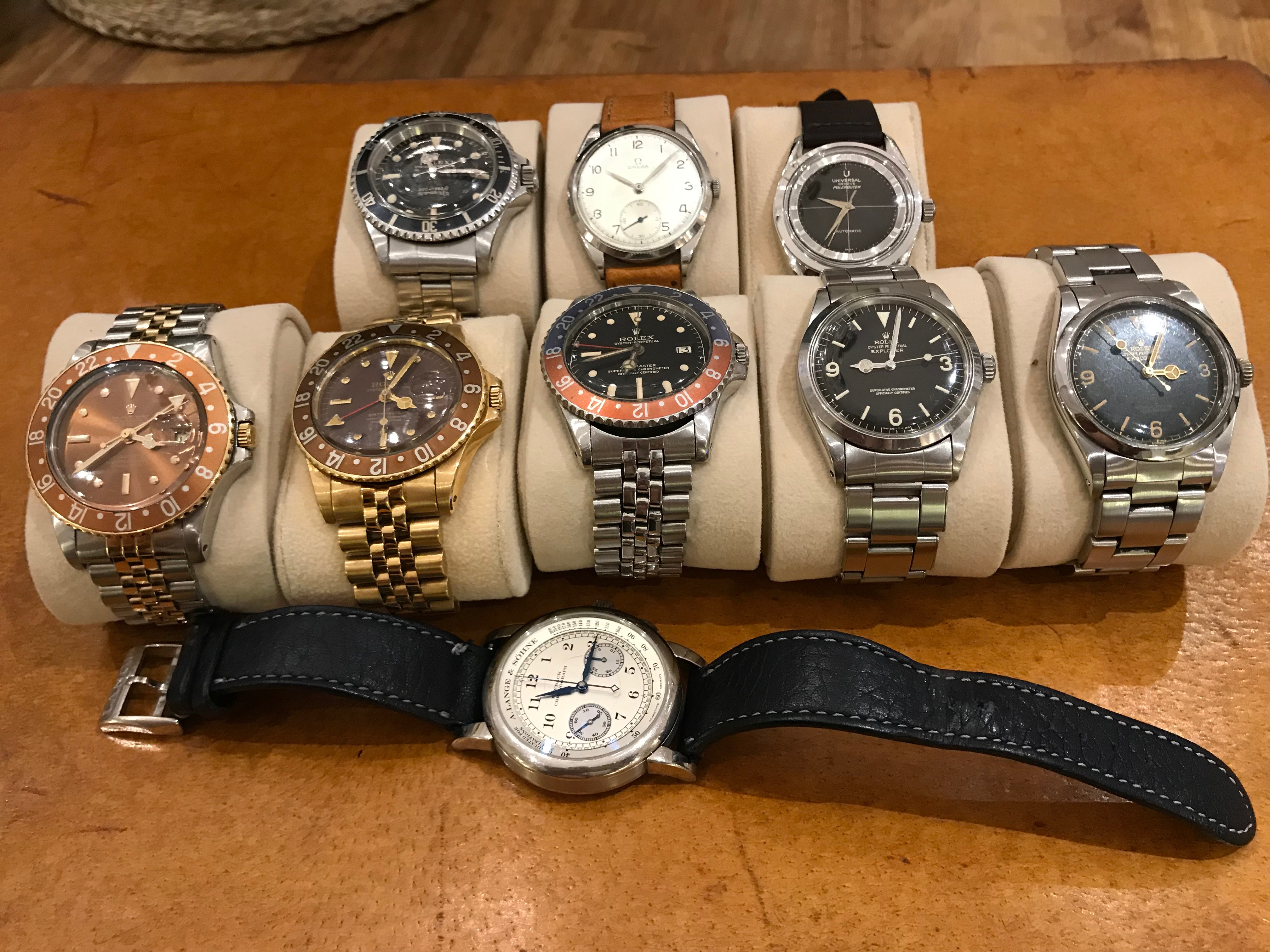 new arrival 6d888 85bb7 From that first Rolex, followed a tumultuous descent into vintage Rolex and  a whirlwind of references came and went. Some missteps were sold on during  the ...