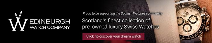 Scottish Watches and Edinburgh Watch Company