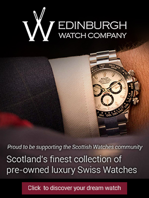 Scottish Watches and Edinburgh Watch Company
