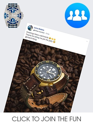 Scottish Watches and