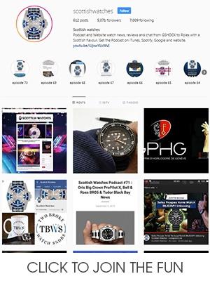 Scottish Watches and