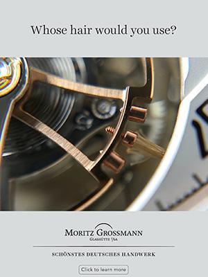 Scottish Watches and Moritz Grossmann