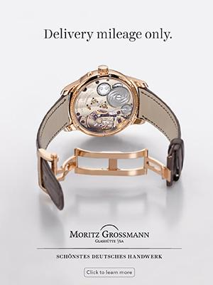 Scottish Watches and Moritz Grossmann