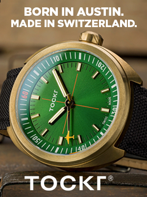 Scottish Watches and TOCKR Watches