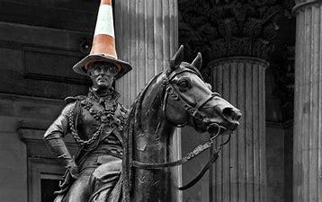 Image result for duke of wellington statue