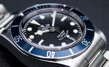 Image result for tudor black bay 41 blue