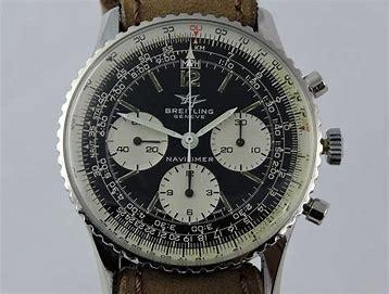 Image result for 1970 breitling navitimer