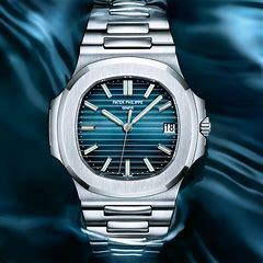 Image result for patek philippe nautilus