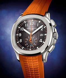 Image result for patek philippe aquanaut orange