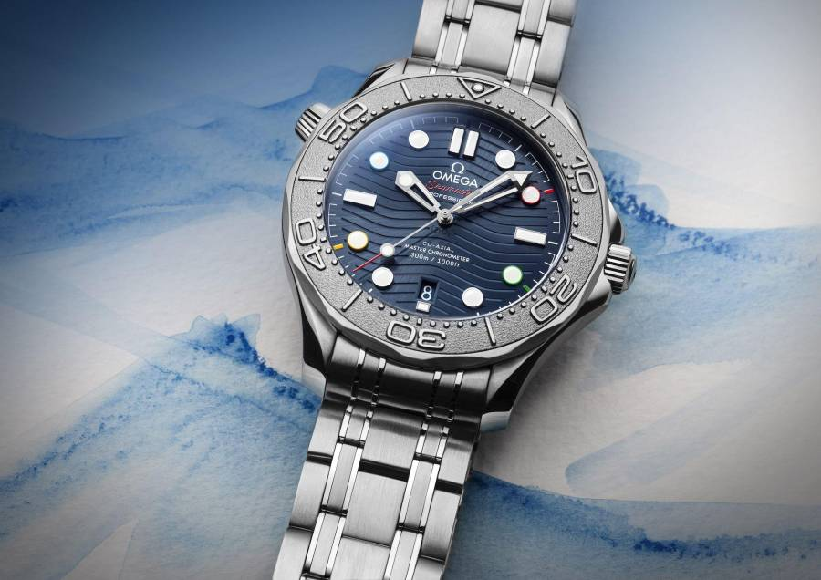 Omega Commemorates The 2022 Beijing Winter Olympics With A Special Edition Watch
