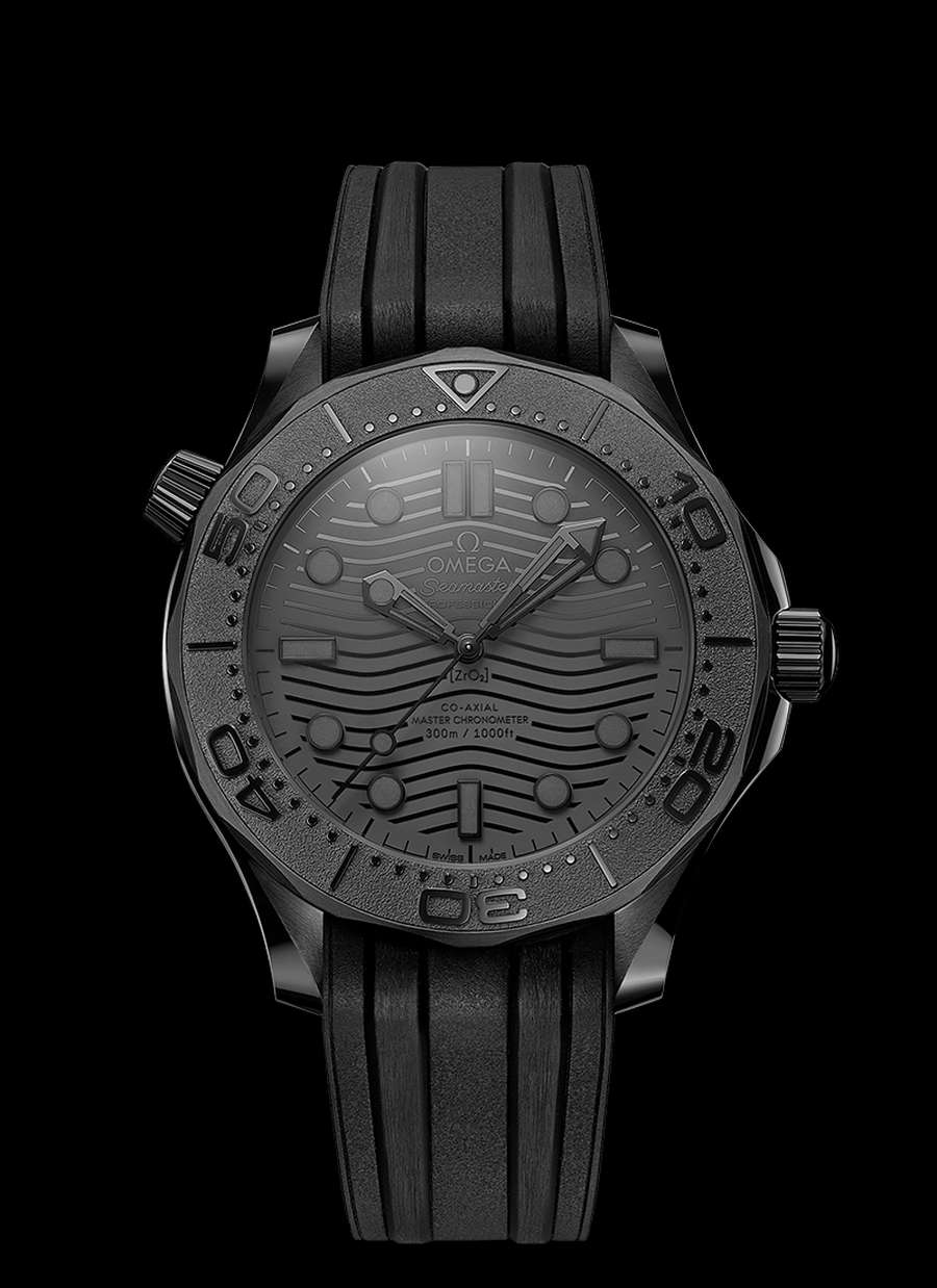 Diver 300M Co-Axial Master Chronometer 43.5 mm
