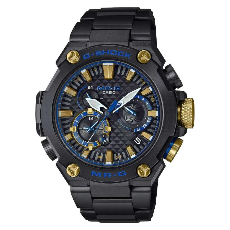 Image 1 - New Casio G-Shock MR-G Kachi-Iro Limited Edition Men's Watch MRGB2000B-1A