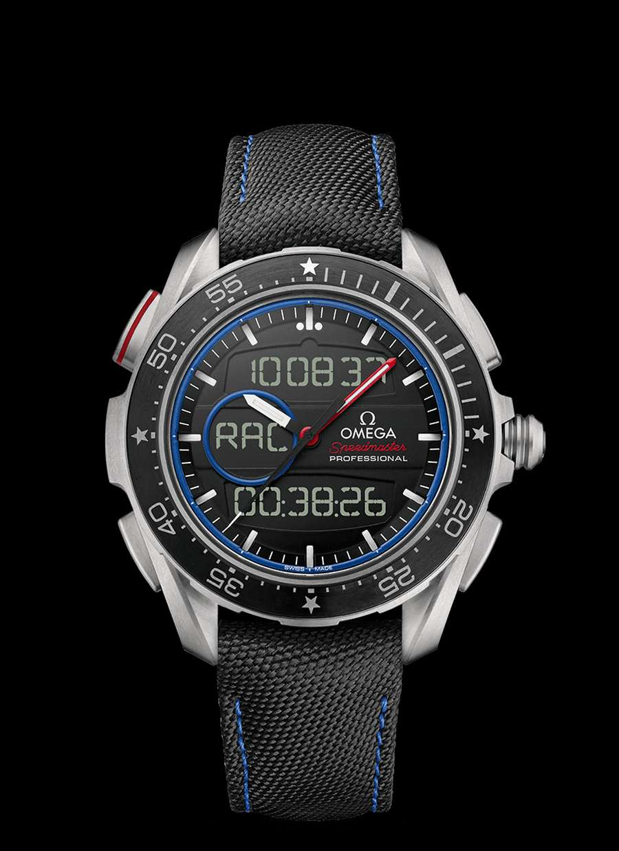 X-33 Regatta Chronograph 45 mm