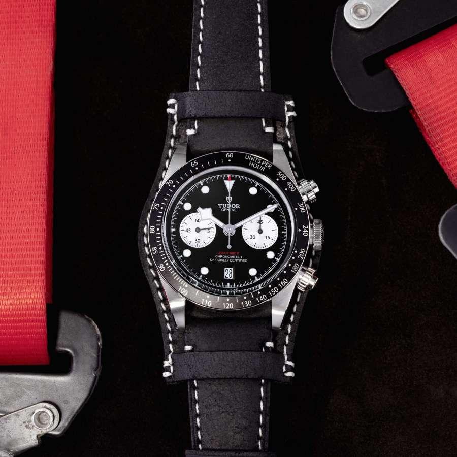 TUDOR BLACK BAY CHRONO 41 MM - M79360N-0005
