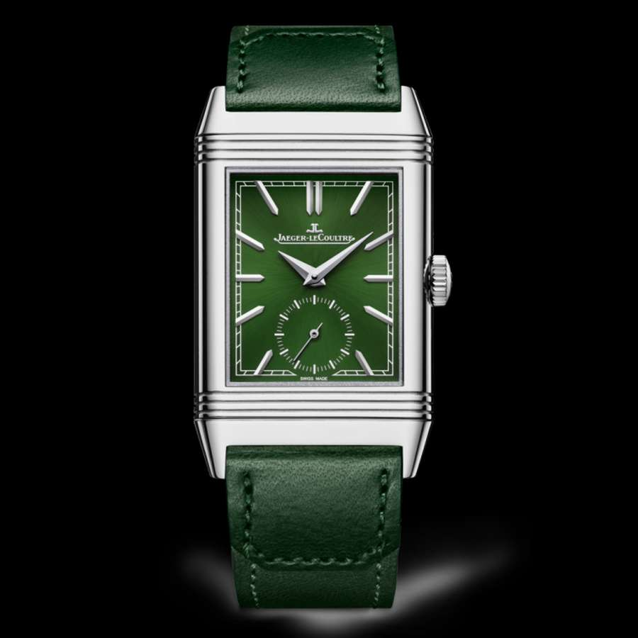 Reverso Tribute Small Seconds JLC 3978430 (Front ) Medium size