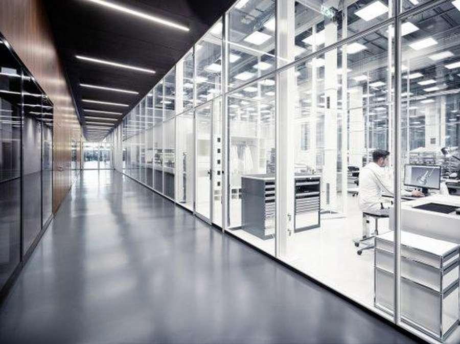 IWC Manufacturing Center Switzerland