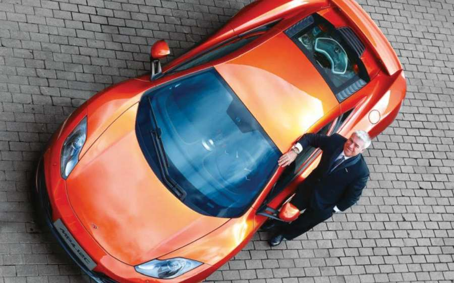 A picture containing orange, car, tiled Description automatically generated
