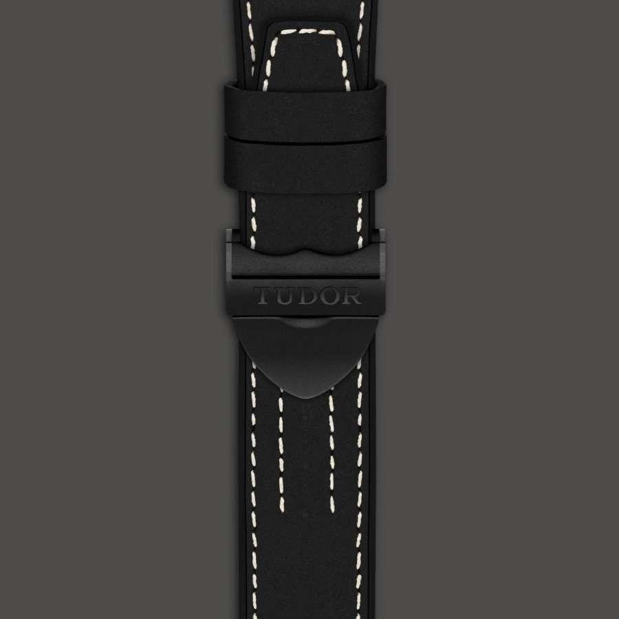 TUDOR BLACK BAY CERAMIC WATCH-WRISTBAND - M79210CNU-0001