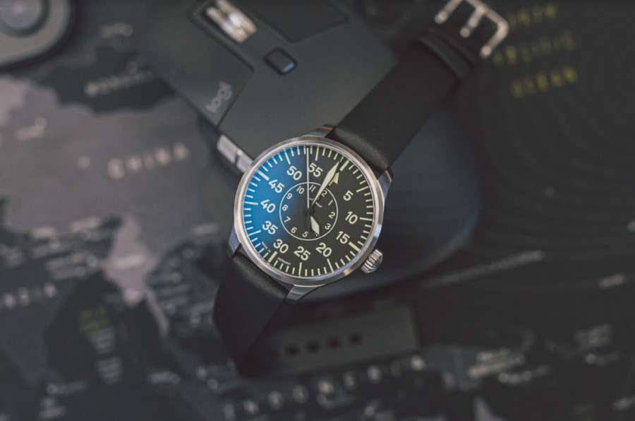 A watch on a dashboard Description automatically generated with low confidence